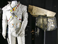 Costume from 'Captain EO'