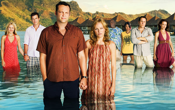 The U.S. poster for Universal Pictures' 'Couples Retreat'