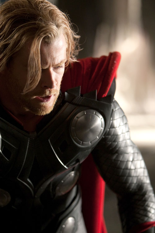 Thor the movie Chris Hemsworth
