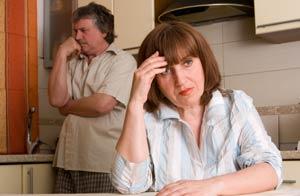 El divorcio a los 50 años / Shutterstock