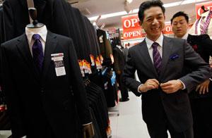 Traje anti-gripe A creado en Japón/AP