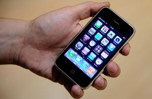 iPhone en mano / AP