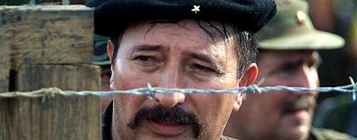 El líder de las FARC, 'Mono Jojoy' / AP