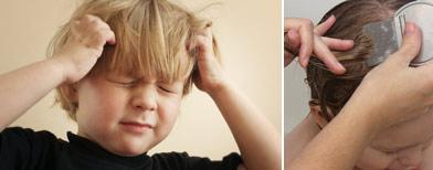 Niño rascando su cabeza / Istockphoto
