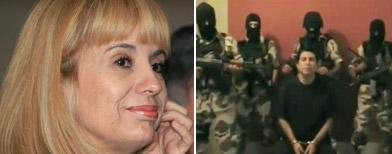 Ex procuradora de Chihuahua, Patricia González/Cuartoscuro