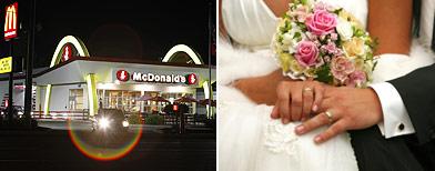 McDonalds y boda de mexicanos / Foto: iStockphoto
