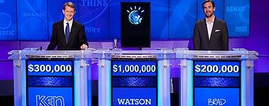 Watson, computadora IBM / Foto: AP