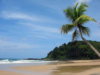 Las 10 mejores playas de América Itacare