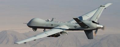 Avión notripulado del ejército de EEUU / AP