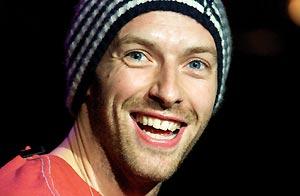 Chris Martin, vocalista de Coldplay / WireImage
