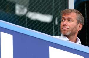 El dueño del Chelsea, Abramovich, castigado por FIFA. Getty Images