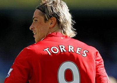 Fernando Torres. Getty Images
