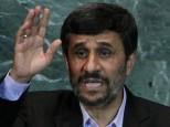 Ahmadinejad Getty