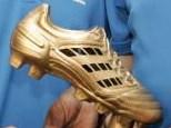 sepatu  emas piala dunia 2010