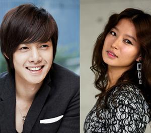 Kim hyun joong and his wife wedding