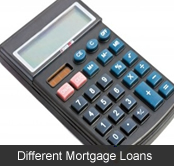 Different mortgage loans