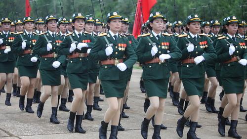 Tư vấn điều kiện công dân nữ được tham gia nghĩa vụ quân sự ?