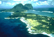 Lord Howe Island Group, Lord Howe Island