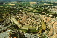 Historic Fortified City of Carcassonne, Carcassonne