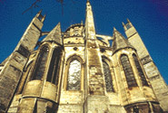 Bourges Cathedral, Bourges
