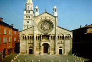Cathedral, Torre Civica and Piazza Grande, Modena, Modena