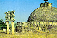 Buddhist Monuments at Sanchi, Bhopal