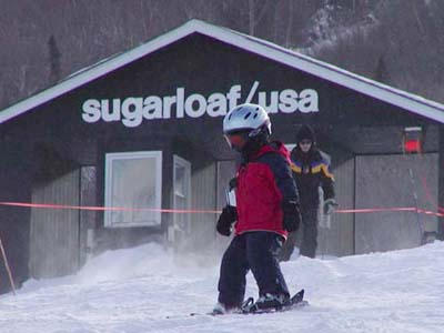 Sugarloaf, Carrabassett Valley