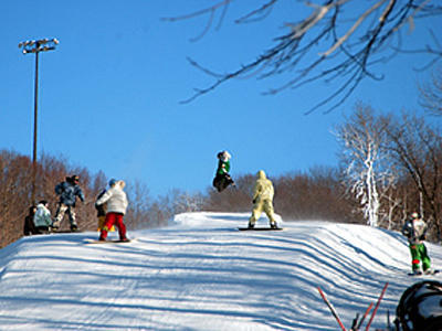 Sno Mountain, Scranton