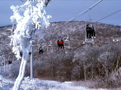 Beech Mountain Resort, Beech Mountain