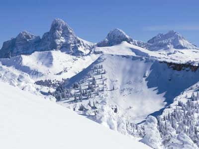 Grand Targhee, Alta