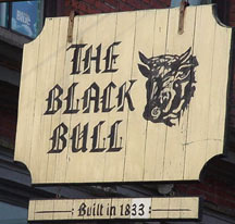 Black Bull Hotel And Tavern, Toronto