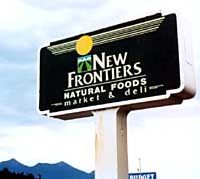 New Frontiers Natural Foods, Flagstaff