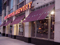 Rock Bottom Restaurant & Brewery, Minneapolis