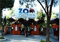 Zoo Aquarium de Madrid, Madrid