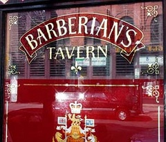 Barberian's Steak House, Toronto
