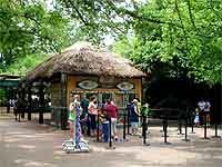 Fort Worth Zoo, Fort Worth