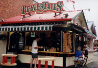 Hooker's Beavertails, Ottawa