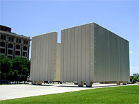 John Fitzgerald Kennedy Memorial, Dallas