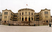 Parliament of Norway, Oslo