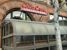 Club Cafe, Boston