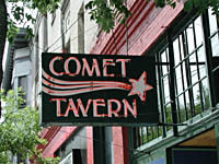 Comet Tavern, Seattle
