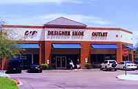 E & J's Designer Shoe Outlet, Scottsdale