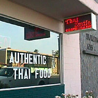 Thai Smile, Palm Springs