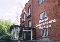 Royal Shakespeare Theatre (The), Stratford Upon Avon