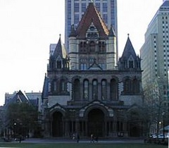 Trinity Church Boston, Boston
