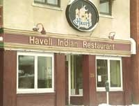 Haveli Indian Restaurant, Ottawa