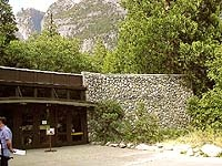 Valley Visitor Center, Yosemite National Park
