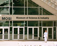 Museum of Science & Industry (MOSI), Tampa