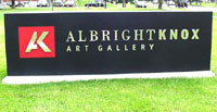 Albright-Knox Art Gallery, Buffalo