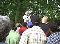 Speakers' Corner, London
